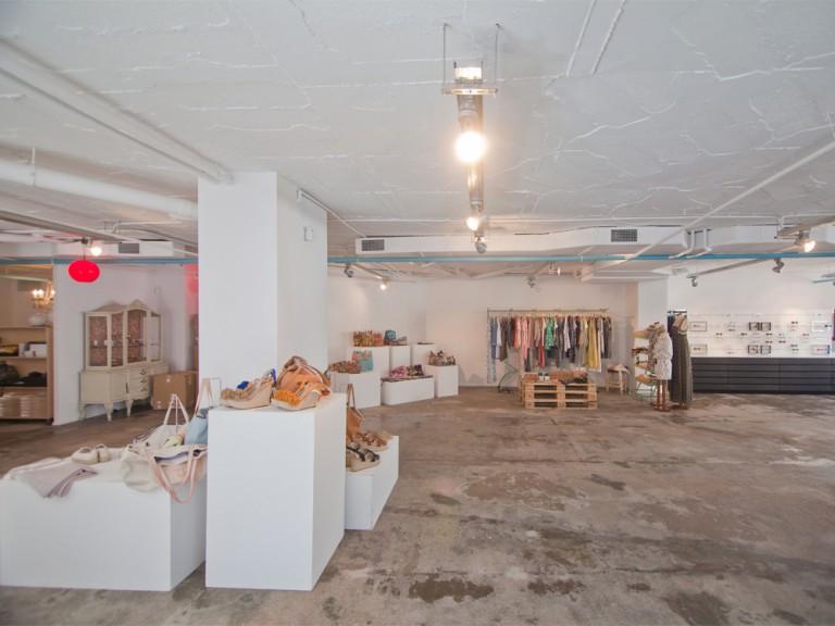 GARCIAGERMAN ARQUITECTOS Algo Bonito Showroom