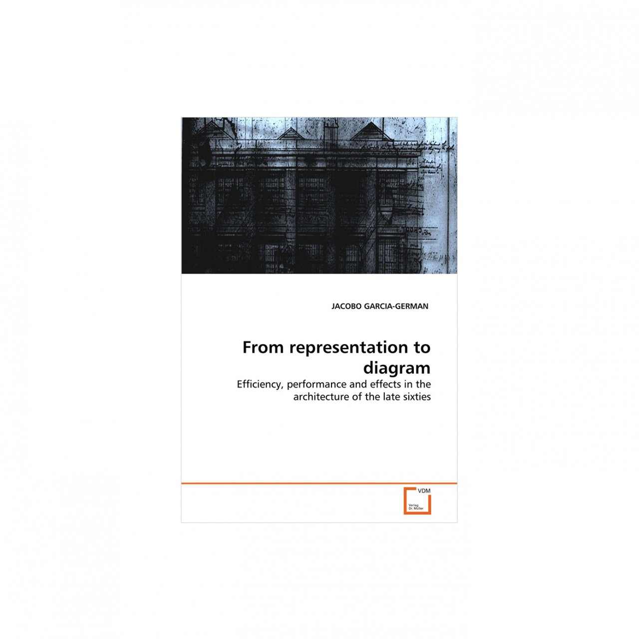 GARCIAGERMAN ARQUITECTOS From representation to diagram