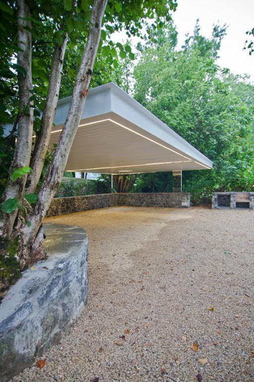 GARCIAGERMAN ARQUITECTOS Wanderer's Lodge