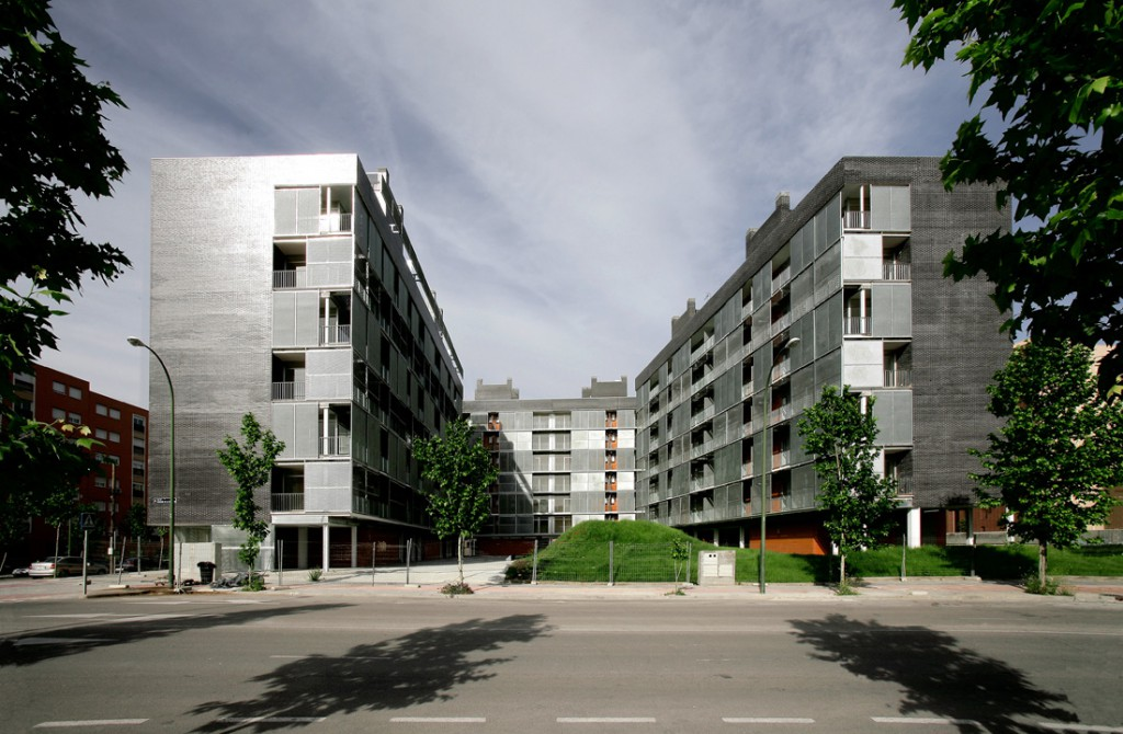 GARCIAGERMAN ARQUITECTOS M-40 Housing