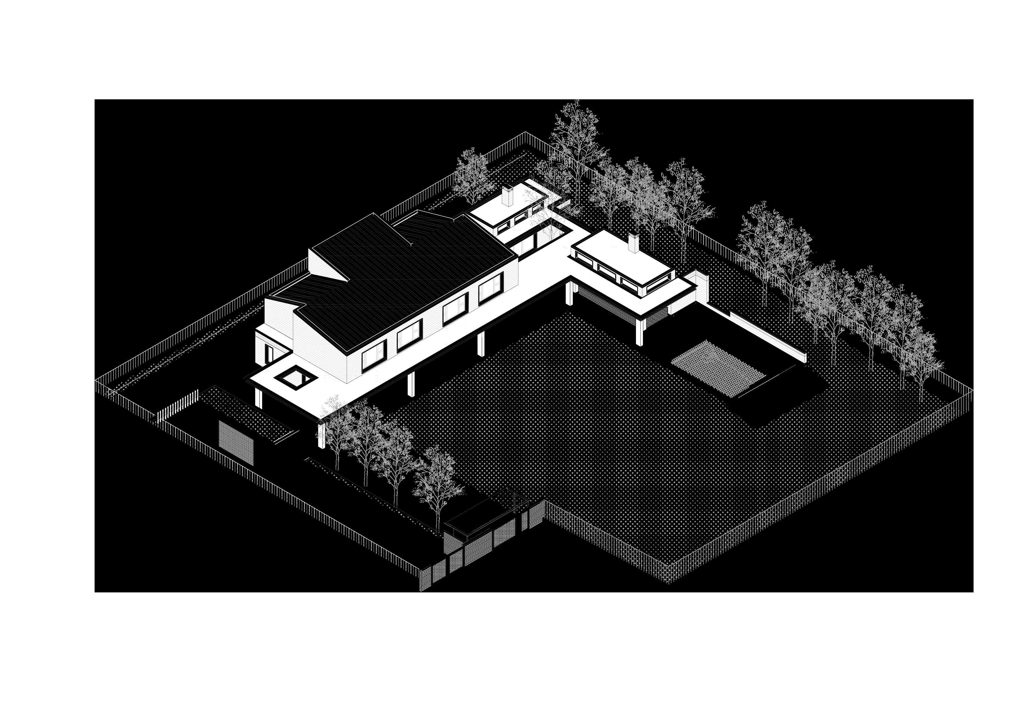GARCIAGERMAN ARQUITECTOS Brick House