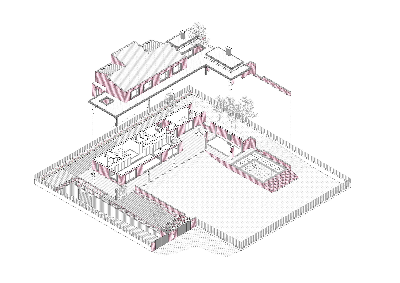 GARCIAGERMAN ARQUITECTOS Firewater House